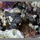 Титанит, Магнетит, Флюорит. Новый щебеночный карьер.